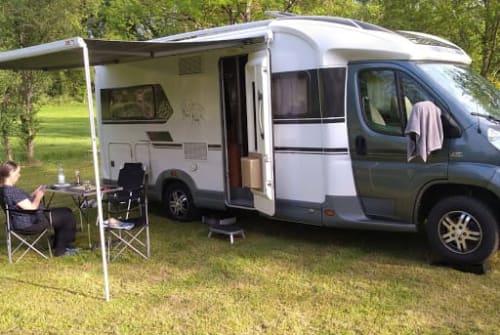 Wohnmobil mieten in Bad Honnef von privat | Knaus Andaluz casa