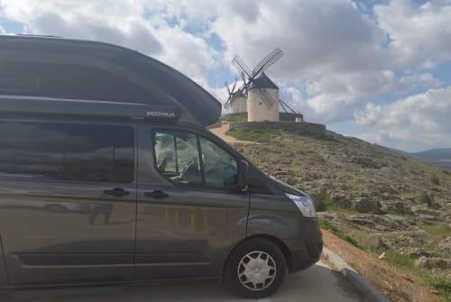 Wohnmobil mieten in Mainz von privat | Ford Lucy