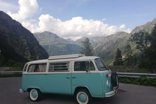 Wohnmobil mieten in Traun von privat | VW  Bus