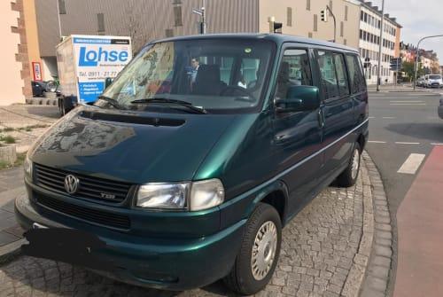 Wohnmobil mieten in Nürnberg von privat | Volkswagen T4 Emma