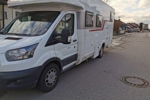 Wohnmobil mieten in Nittenau von privat | Roller Team Nobbi