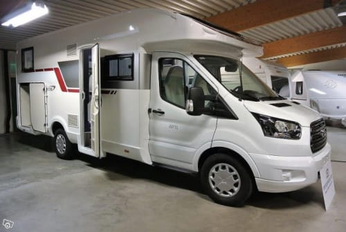 Wohnmobil mieten in Pulheim von privat | Roller Team Anton