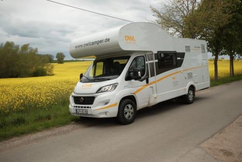 Wohnmobil mieten in Detmold von privat | Sunlight Sixpack