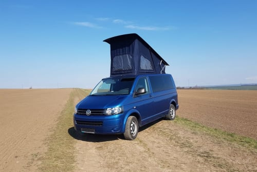 Wohnmobil mieten in Leipzig von privat | VW FreeCamper