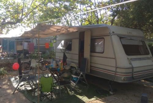 Wohnmobil mieten in Augsburg von privat | LMC LMC 490 K
