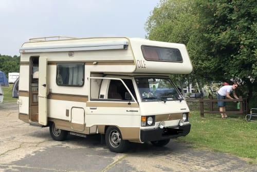 Wohnmobil mieten in Mainz von privat | Mitsubishi Ole