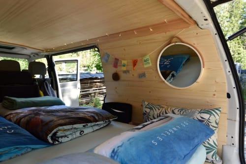 Wohnmobil mieten in Warngau von privat | VW Bully