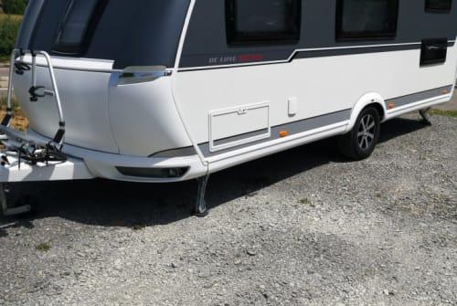 Wohnmobil mieten in Waiblingen von privat | Hobby Miss Rose