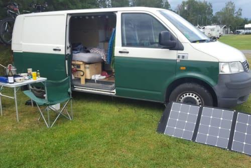 Wohnmobil mieten in Waidhofen an der Ybbs von privat | VW Lois