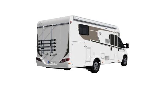 Wohnmobil mieten in Wiehl von privat | Carado MenorcaT338(2)