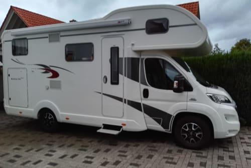 Wohnmobil mieten in Porta Westfalica von privat   EURA MOBIL EURA Mobil