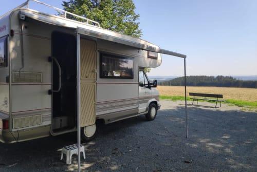 Wohnmobil mieten in Nürnberg von privat | Fiat Horst