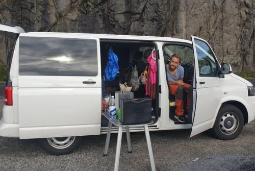 Wohnmobil mieten in Graz von privat | VW Lilly