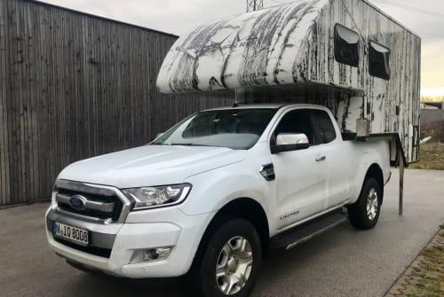 Wohnmobil mieten in Nürnberg von privat   Ford  Ranger