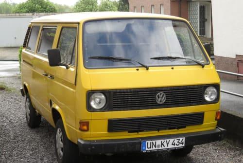 Wohnmobil mieten in Dortmund von privat   VW Onkel Willi