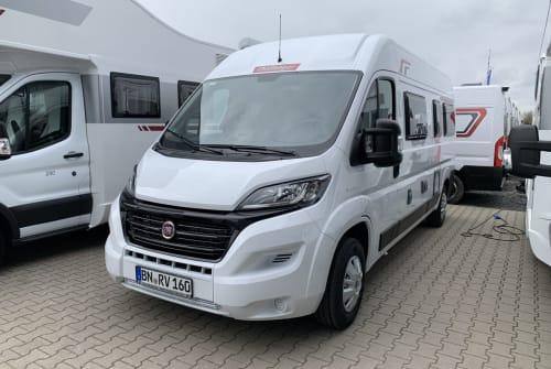 Wohnmobil mieten in Spata von privat | Challenger Greek Saga
