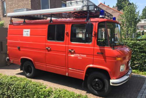 Wohnmobil mieten in Son en Breugel von privat | Mercedes  RedDevil