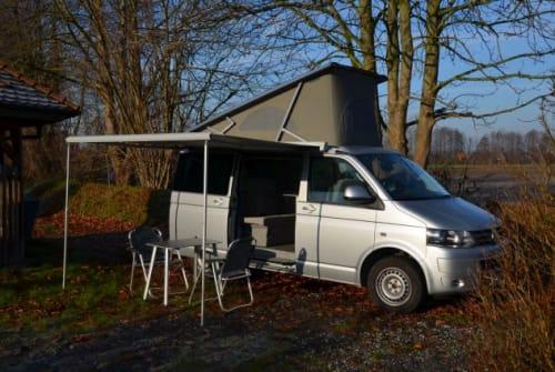 Wohnmobil mieten in Bielefeld von privat   Volkswagen Le Bulli 2