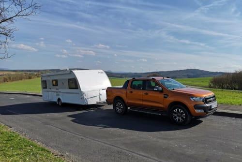 Wohnmobil mieten in Visbek von privat | Knaus  Emma Knausi
