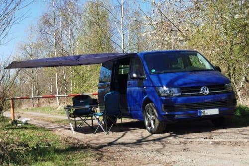 Wohnmobil mieten in Porta Westfalica von privat   VW Transformia