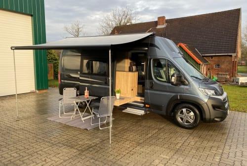 Wohnmobil mieten in Geestland von privat   La Strada Avanti C Neu