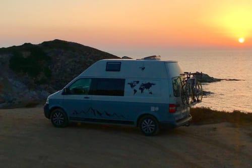 Wohnmobil mieten in Singen von privat | VW VW T5 4motion