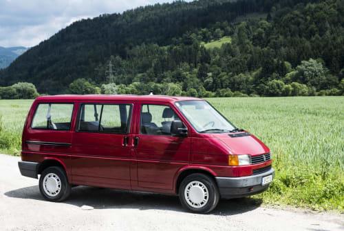Wohnmobil mieten in Graz von privat | Volkswagen Gottfried