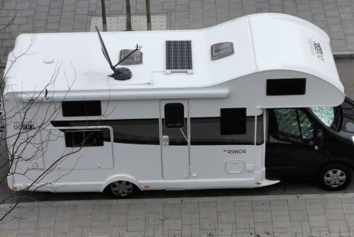 Wohnmobil mieten in München von privat | Rimor  Toni