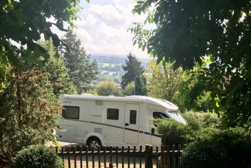 Wohnmobil mieten in Schotten von privat | Dethleffs Advantage Camper