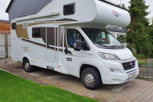Wohnmobil mieten in Breda von privat | Carado A361 Carado