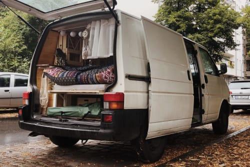 Wohnmobil mieten in Berlin von privat | VW Winona
