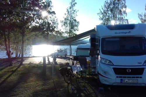 Wohnmobil mieten in Beckum von privat | Sunlight Free Willy