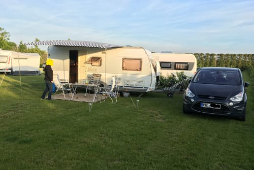 Wohnmobil mieten in Viersen von privat   Dethleffs Camper 560TK