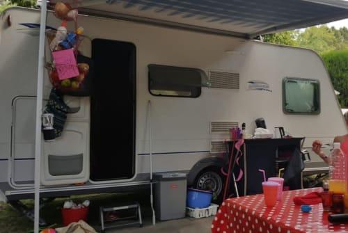 Wohnmobil mieten in Hattem von privat | Caravelair Martijn