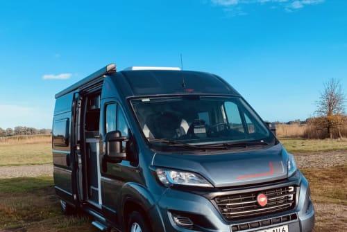 Wohnmobil mieten in Baabe von privat | Fiat Ducato Baltic Van