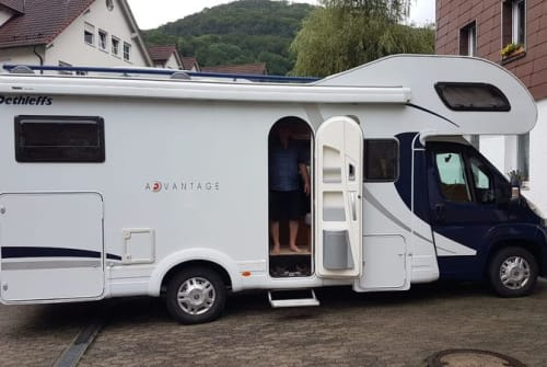 Wohnmobil mieten in Lichtenstein von privat | FIAT Mr.Pit