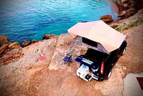 Wohnmobil mieten in Palma von privat | Nissan X-Trail 2.2 dCi 4x4 Buddy uno
