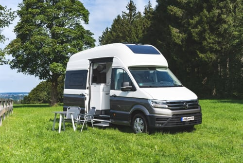 Wohnmobil mieten in Freising von privat | VW GrandCalifornia
