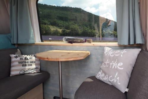 Wohnmobil mieten in Freiburg im Breisgau von privat   Mercedes Sprinter Charm-Camper