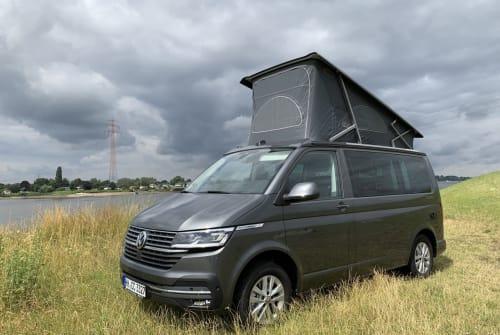 Wohnmobil mieten in Hamburg von privat | VW Ingrina