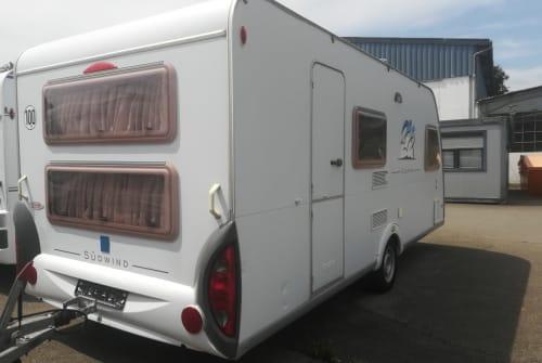 Wohnmobil mieten in Oggelshausen von privat   Knaus Knausi
