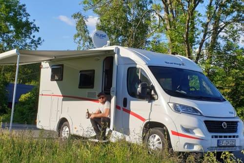 Wohnmobil mieten in Erfurt von privat   Sunlight  Jupiter
