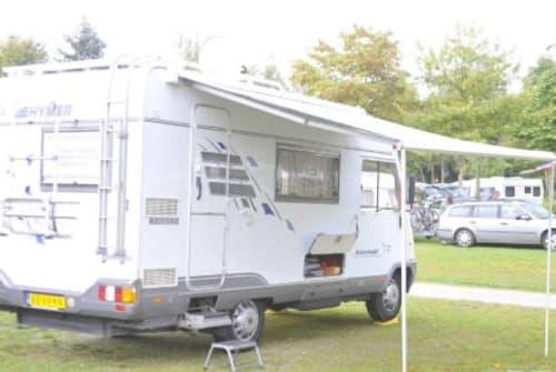 Wohnmobil mieten in Doetinchem von privat | Fiat 230 de Mazzel