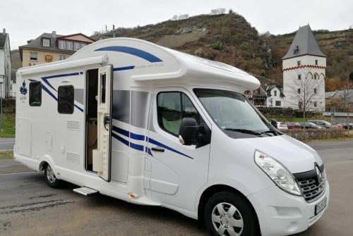 Wohnmobil mieten in Dahn von privat   Ahorn Renault Lärry