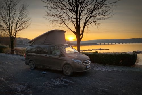 Wohnmobil mieten in Wiesmoor von privat   Mercedes  MarcoPolo