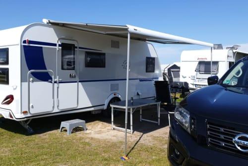 Wohnmobil mieten in Hiddenhausen von privat | Knaus Family Camper