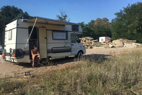 Wohnmobil mieten in Weil am Rhein von privat | Bürstner Iveco Walter