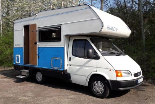 Wohnmobil mieten in Grimma von privat | Ford Rimo auf Reisen