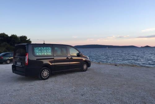 Wohnmobil mieten in Ludersdorf-Wilfersdorf von privat | Fiat mit QUQUQ-Busbox Rudi
