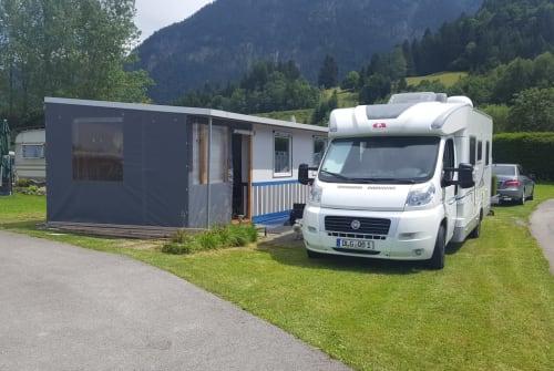 Wohnmobil mieten in Lauingen von privat | Adria  Adria